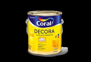 Tinta Coral decora Acrílico Premium